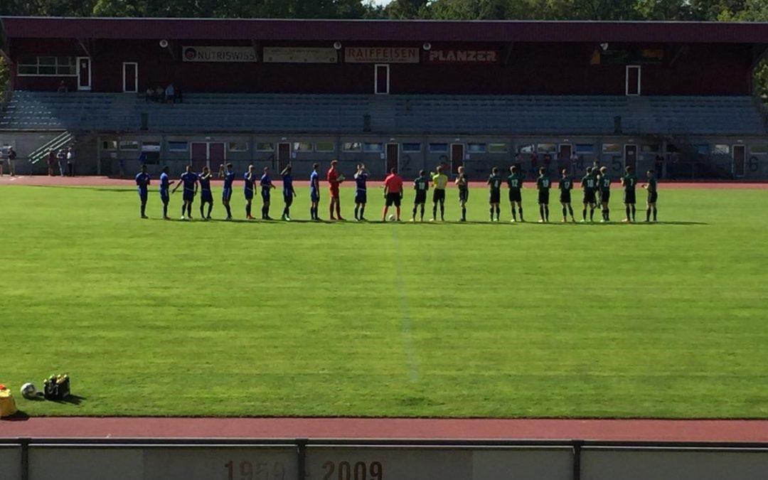 2. Mannschaft SV Lyss – FC Grafenried